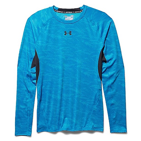 Under Armour Men's HeatGear Armour Compression Printed LS Tee 3047960