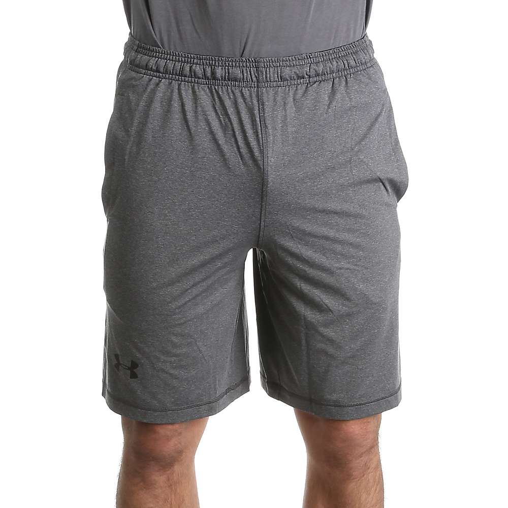 Under Armour Men's UA Raid Short - Medium - Carbon Heather / Black
