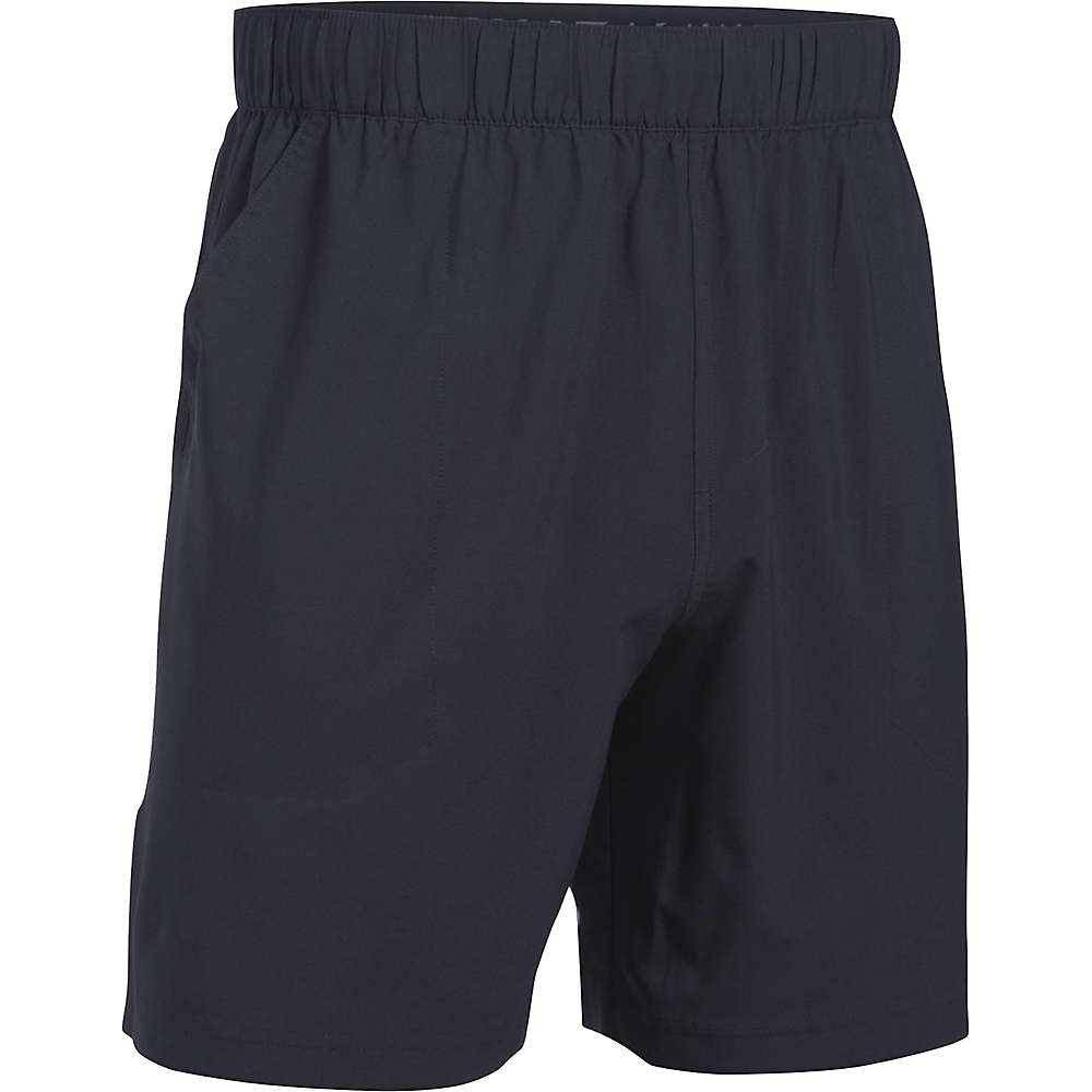 Under Armour Men's UA Coastal Short - Medium - Black / Rhino Grey