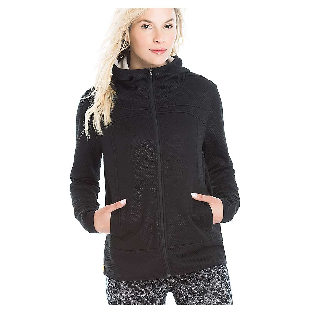 Lole Women's Unite Cardigan - Large - Black