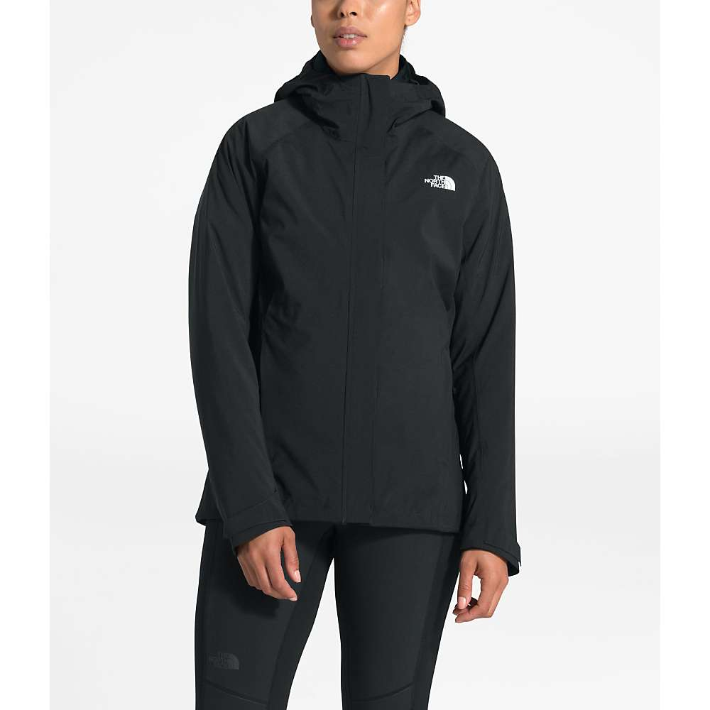 The North Face Women's ThermoBall Triclimate Jacket - Large - TNF Black