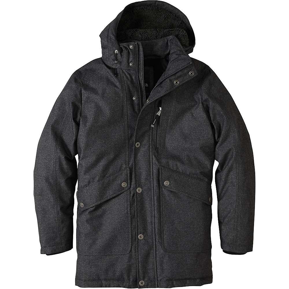 Prana Men's Merced Jacket - XL - Black Heather