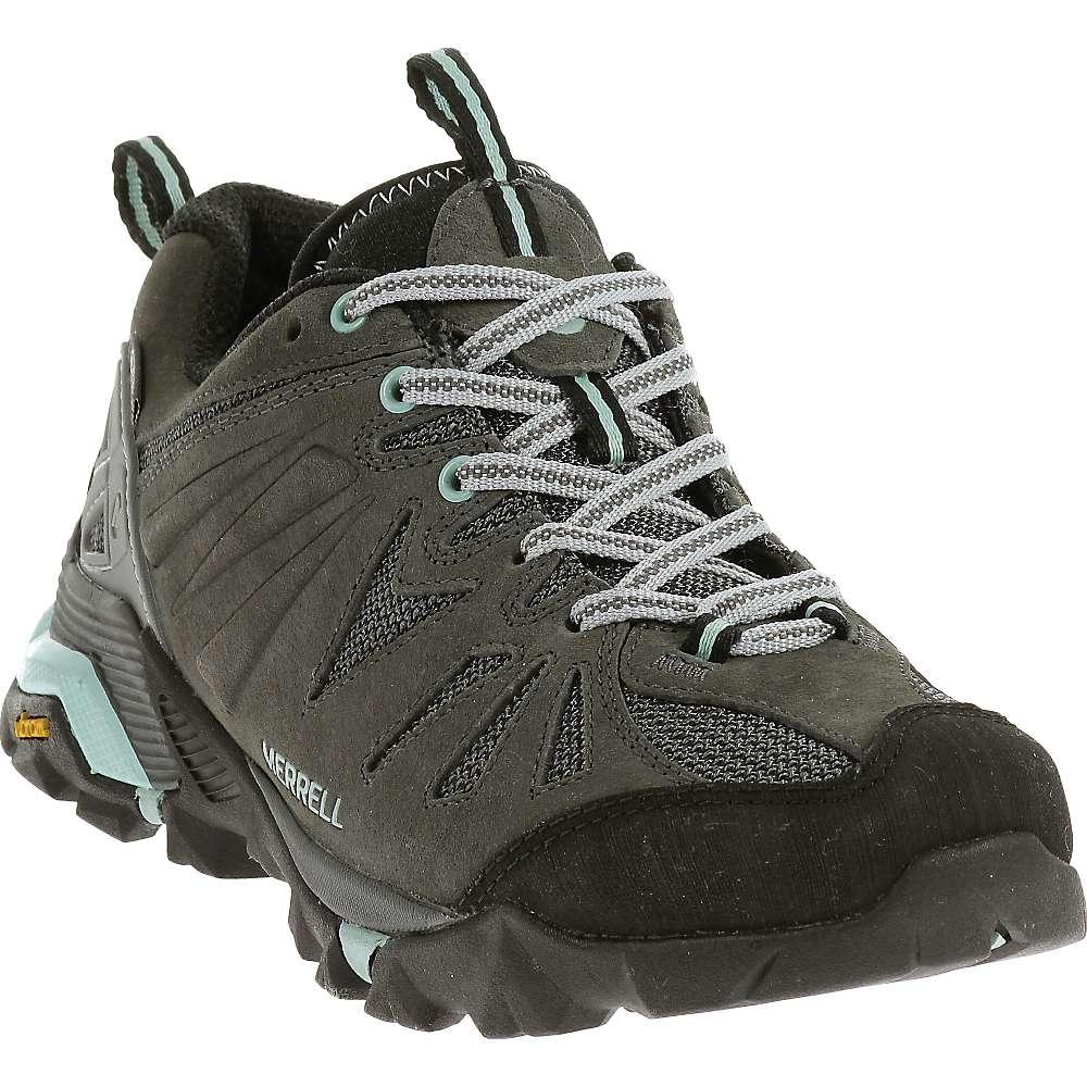 Merrell Women's Capra Waterproof Shoe - 7.5 - Granite
