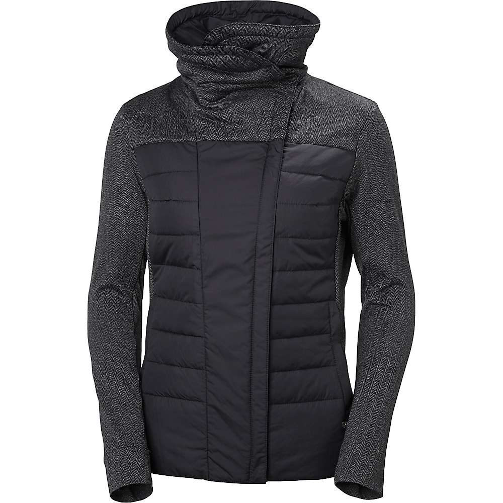Helly Hansen Women's Astra Jacket - Large - Graphite Blue