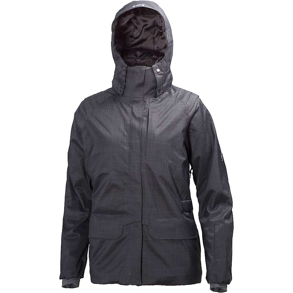 Helly Hansen Women's Blanchette Jacket - Large - Mid Grey