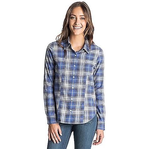 Roxy Driftwood 2 Flannel Shirt