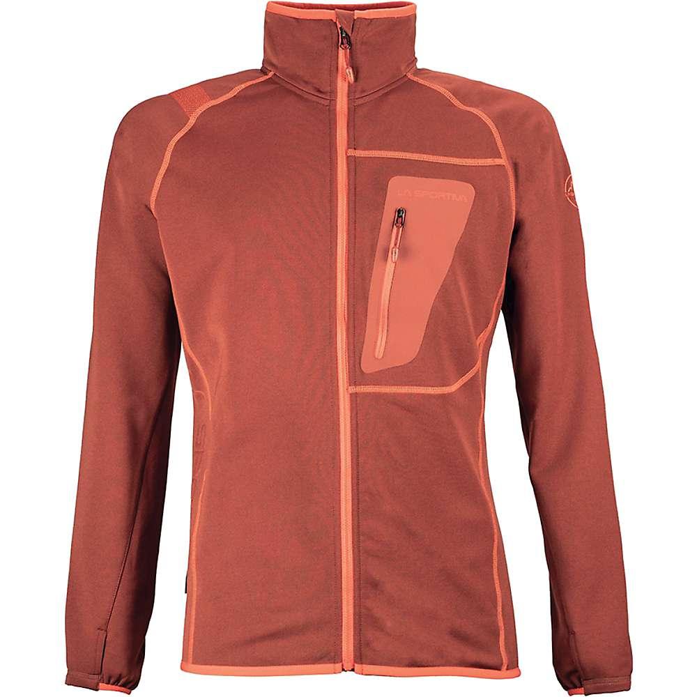 La Sportiva Men's Voyager 2.0 Jacket - Small - Rust