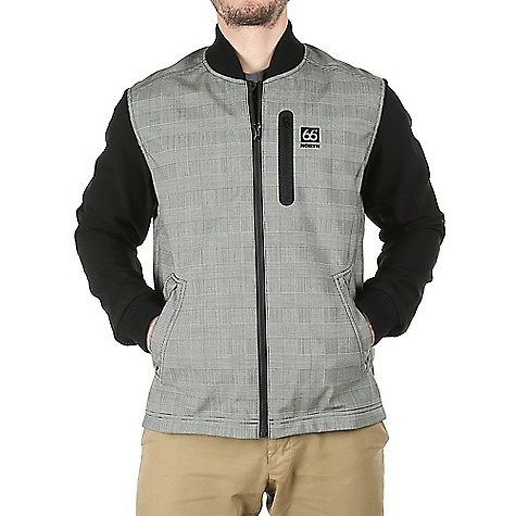 Image of 66North Men's Bankastraeti Bomber Jacket