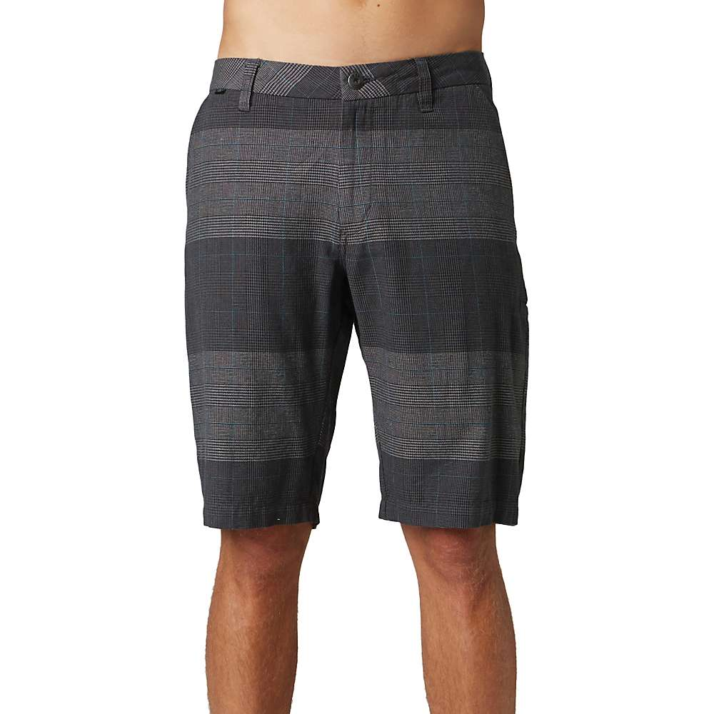Fox Men's Essex Short - 40 - Black Plaid