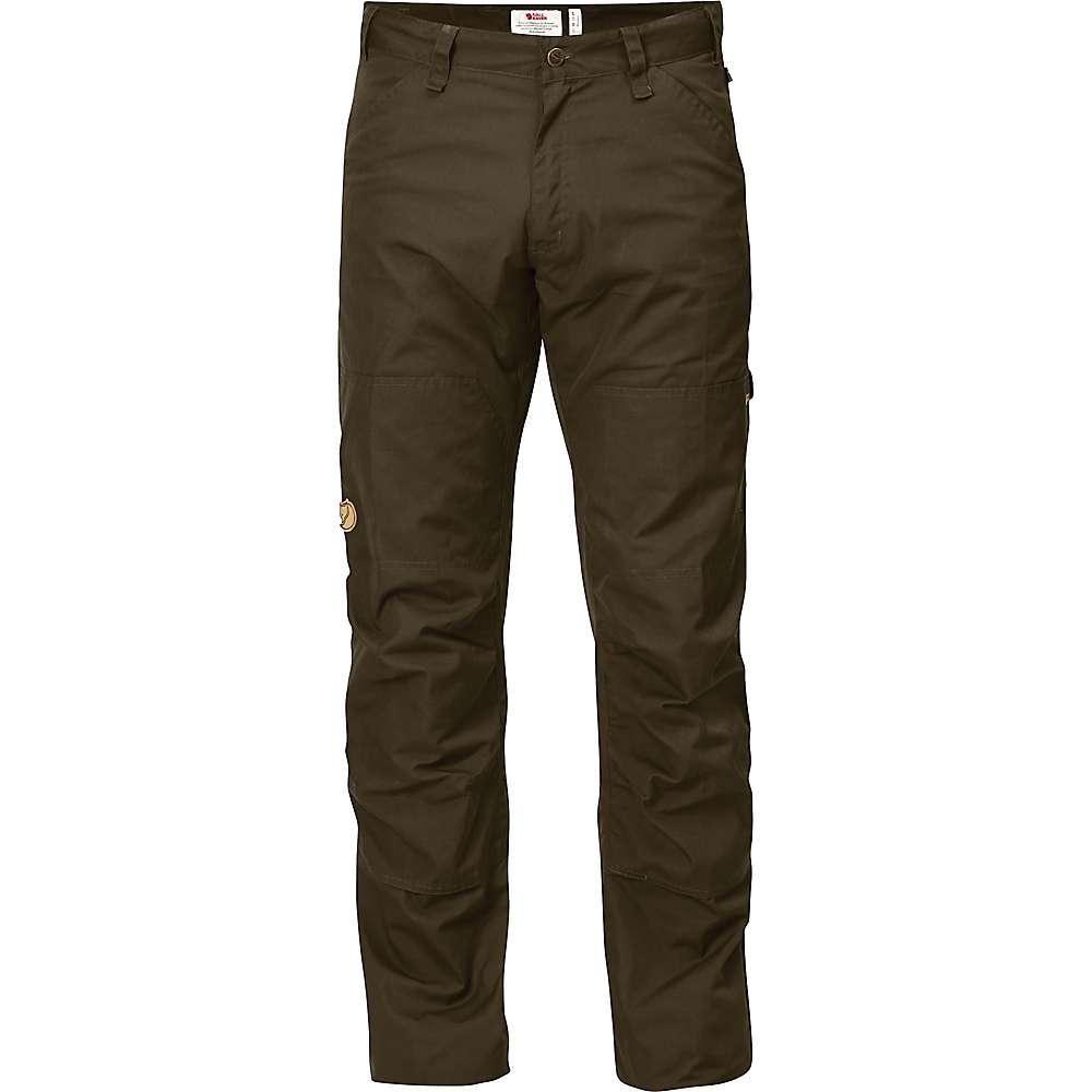 Fjallraven Men's Barents Pro Jeans - 46 - Dark Olive / Dark Olive