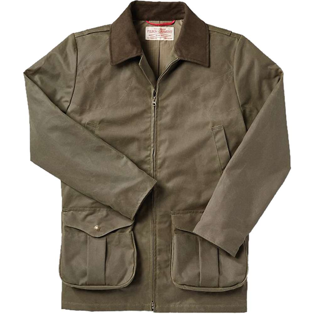 Filson Men's Shooting Jacket – Small – Otter Green