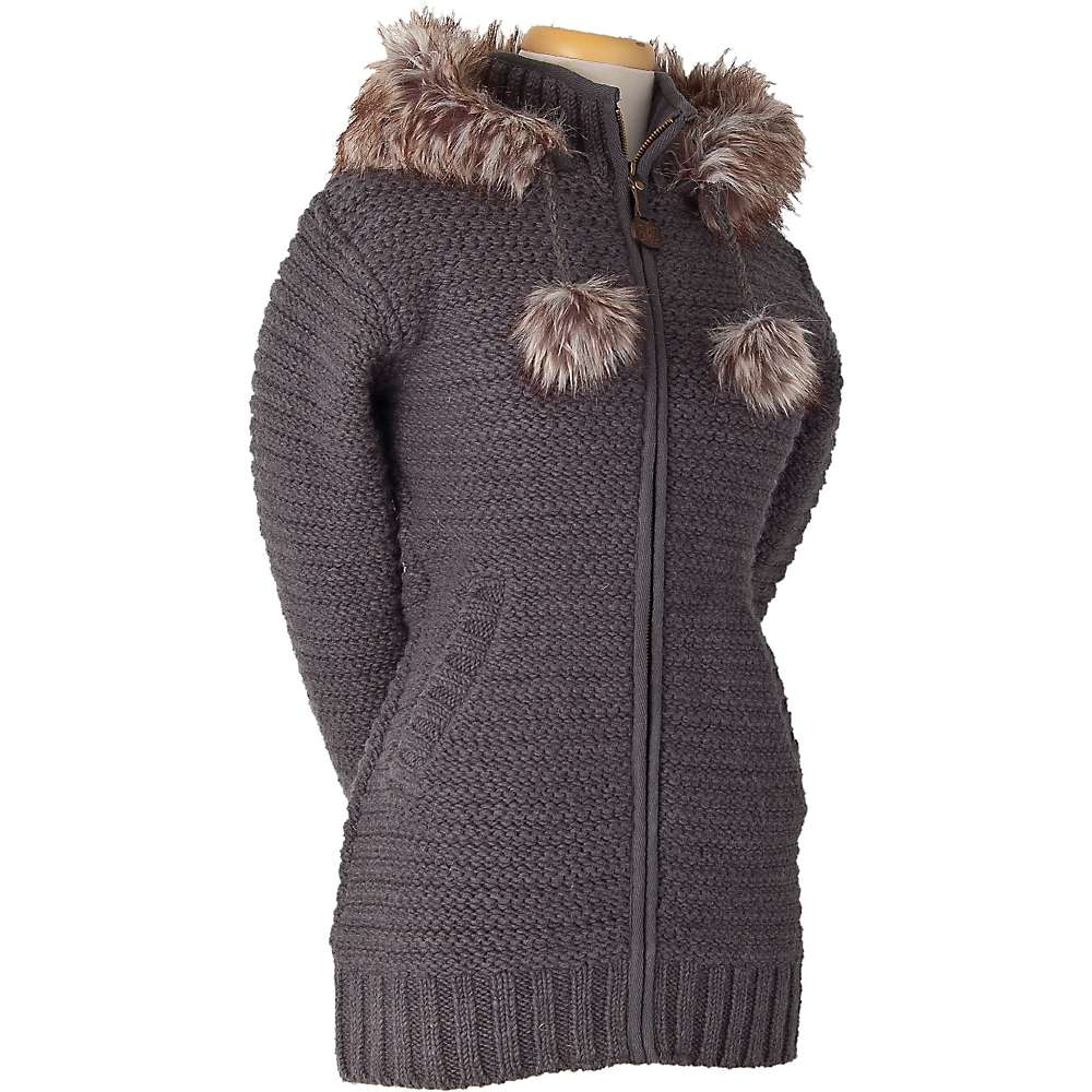 Laundromat Women's Juneau Sweater - Medium - New Charcoal