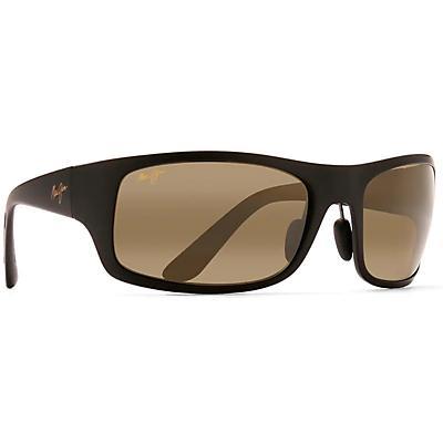 Maui Jim Haleakala Polarized Sunglasses - Matte Black / Neutral Grey