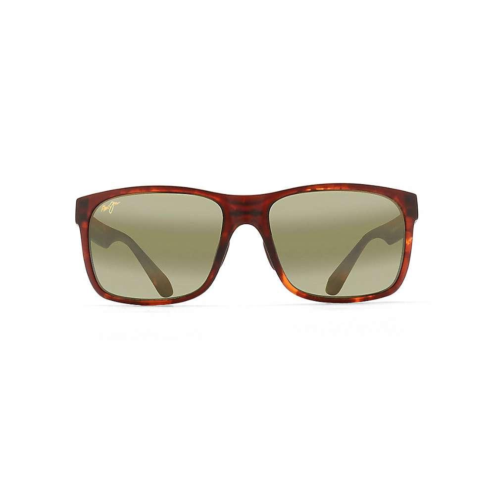 Maui Jim Red Sands Polarized Sunglasses - One Size - Matte Tortoise / Maui HT