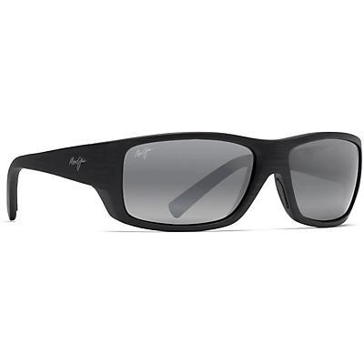 Maui Jim Wassup Polarized Sunglasses - Matte Black / Neutral Grey