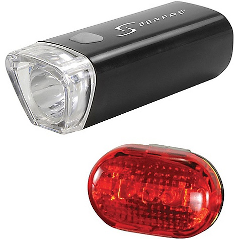 Click here for Serfas CP-N4 Starter Headlight/Taillight Combo prices