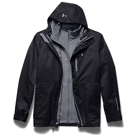 Under Armour ColdGear Infrared Porter 3-In-1 Hoody Jacket