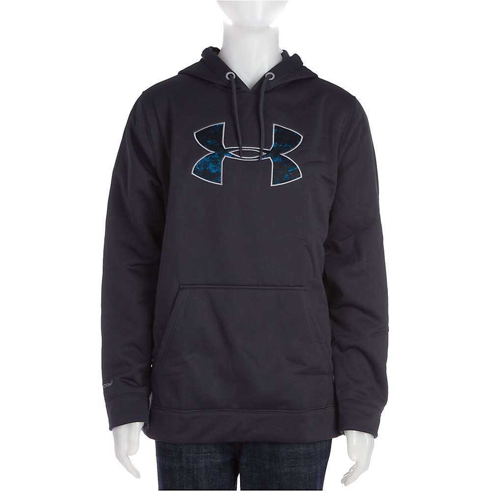 Under Armour Men's Rival Hoodie - XS - Stealth Grey / Steel