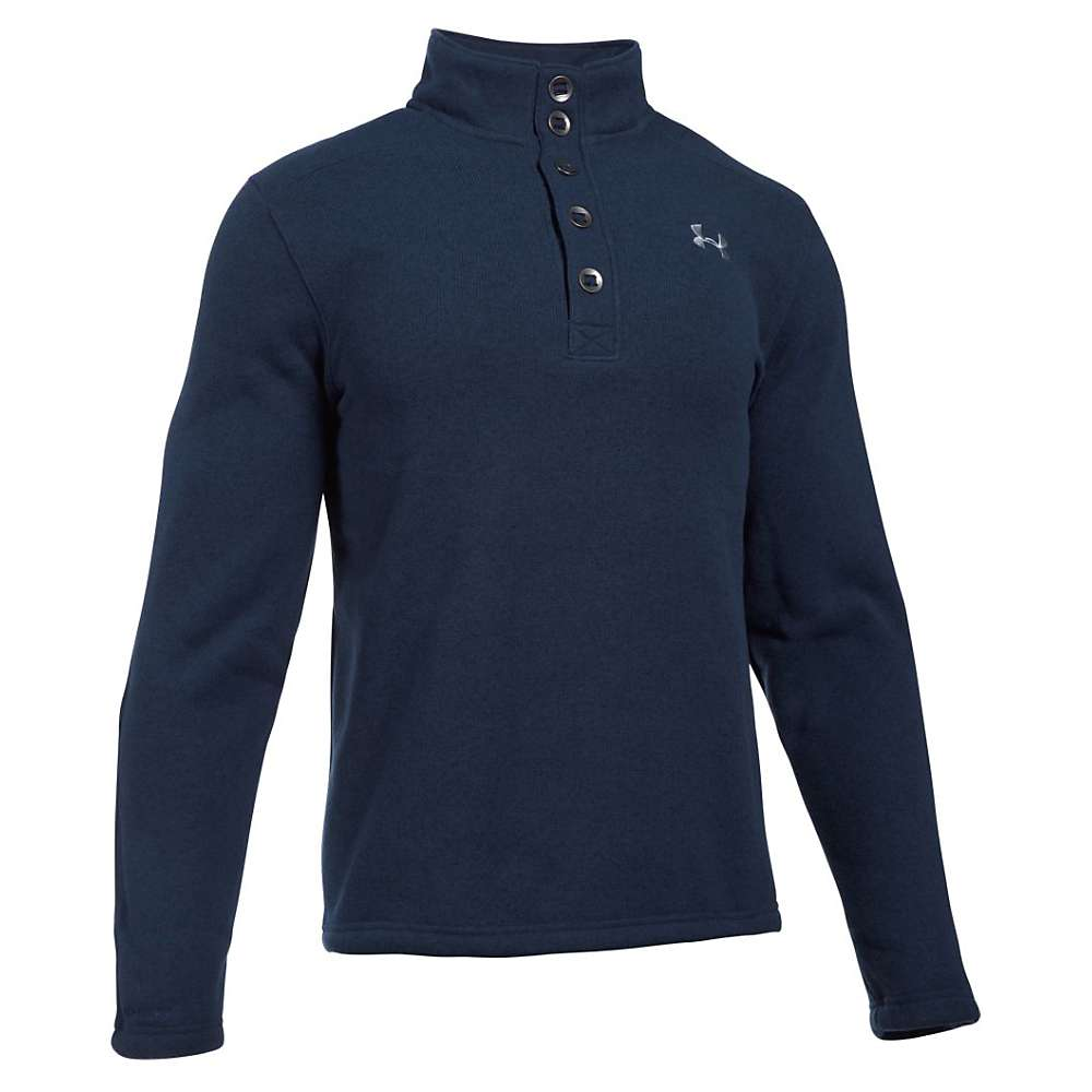 Under Armour Men's Specialist Storm Sweater - XL - Midnight Navy / Overcast Grey