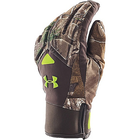 Under Armour Men's Coldgear Infrared Scent Control 2.0 Primer Glo Realtree Ap Xtra / Velocity thumbnail