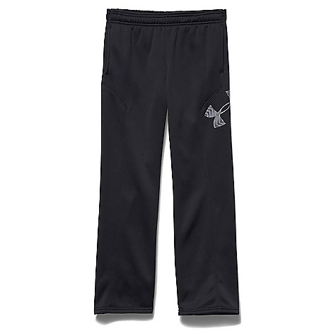 Under Armour Boys' Armour Fleece Storm Big Logo Pant 3041359