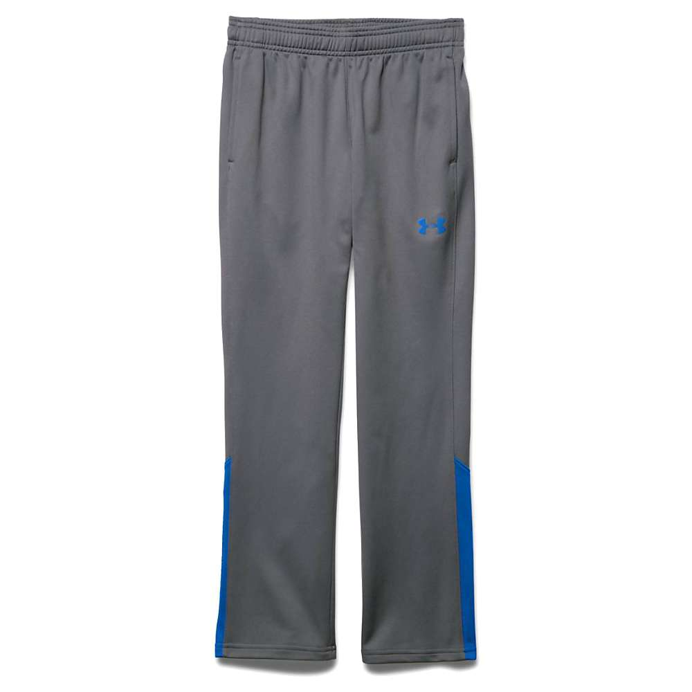 Under Armour Boys' UA Brawler 2.0 Pant - Small - Graphite / Ultra Blue / Ultra Blue