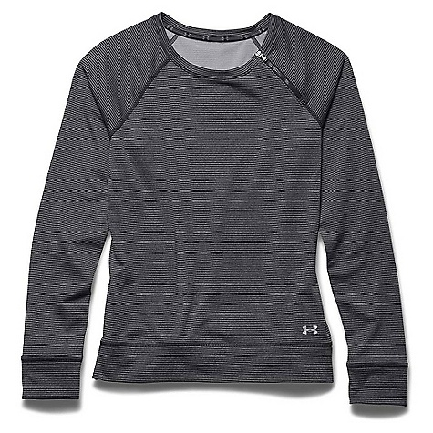 Under Armour ColdGear Cozy Zip Crew Top