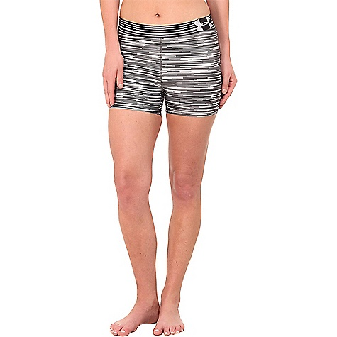 Under Armour Women's HeatGear Armour Compression Printed Shorty 2764988