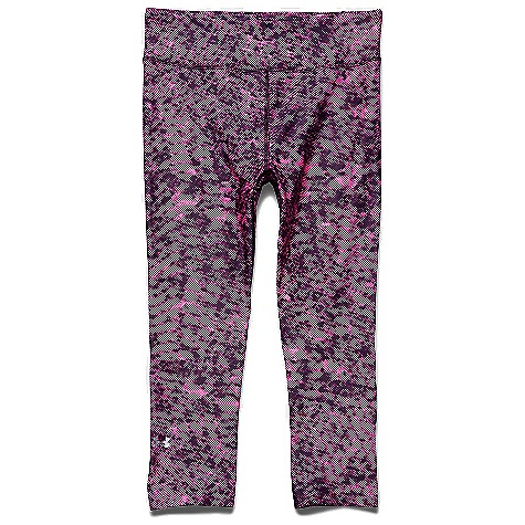 Under Armour Women's HeatGear Armour Printed Capri 2757836