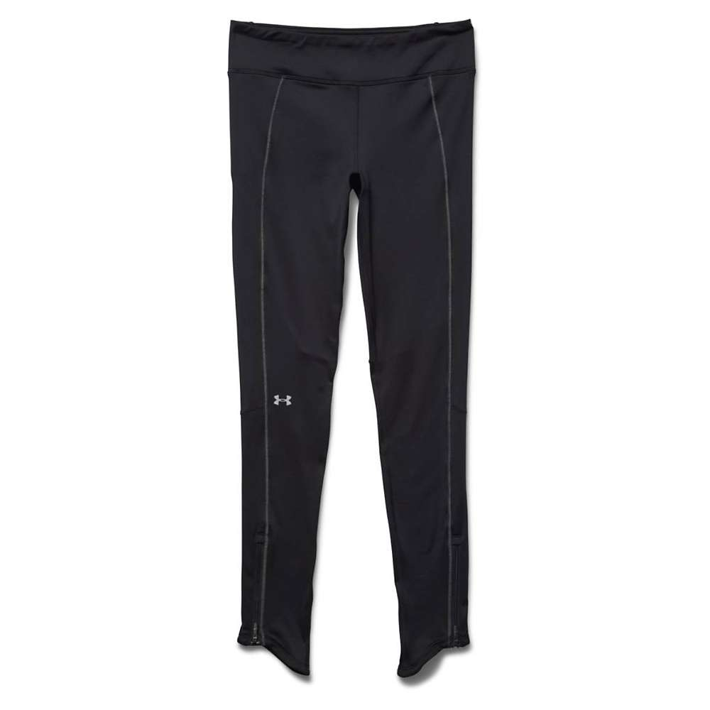 Under Armour Women's Layered Up! Legging - Small - Black / Black / Reflective