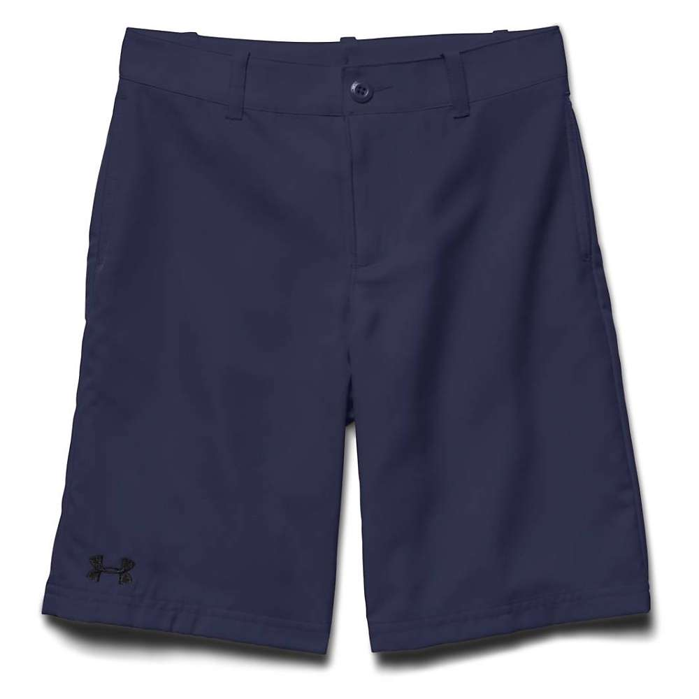 Under Armour Boys' Medal Play Short - XL - Blue Knight / Steel