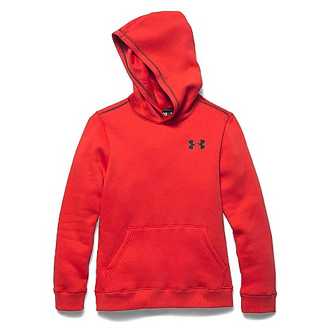 Under Armour Boys' Rival Cotton Hoody 2761509