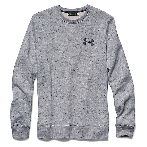 Under Armour Men's Rival Cotton Novelty Crew Top 2767336