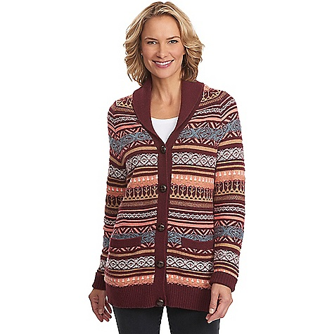 Women's Cardigans - Country / Outdoors Clothing