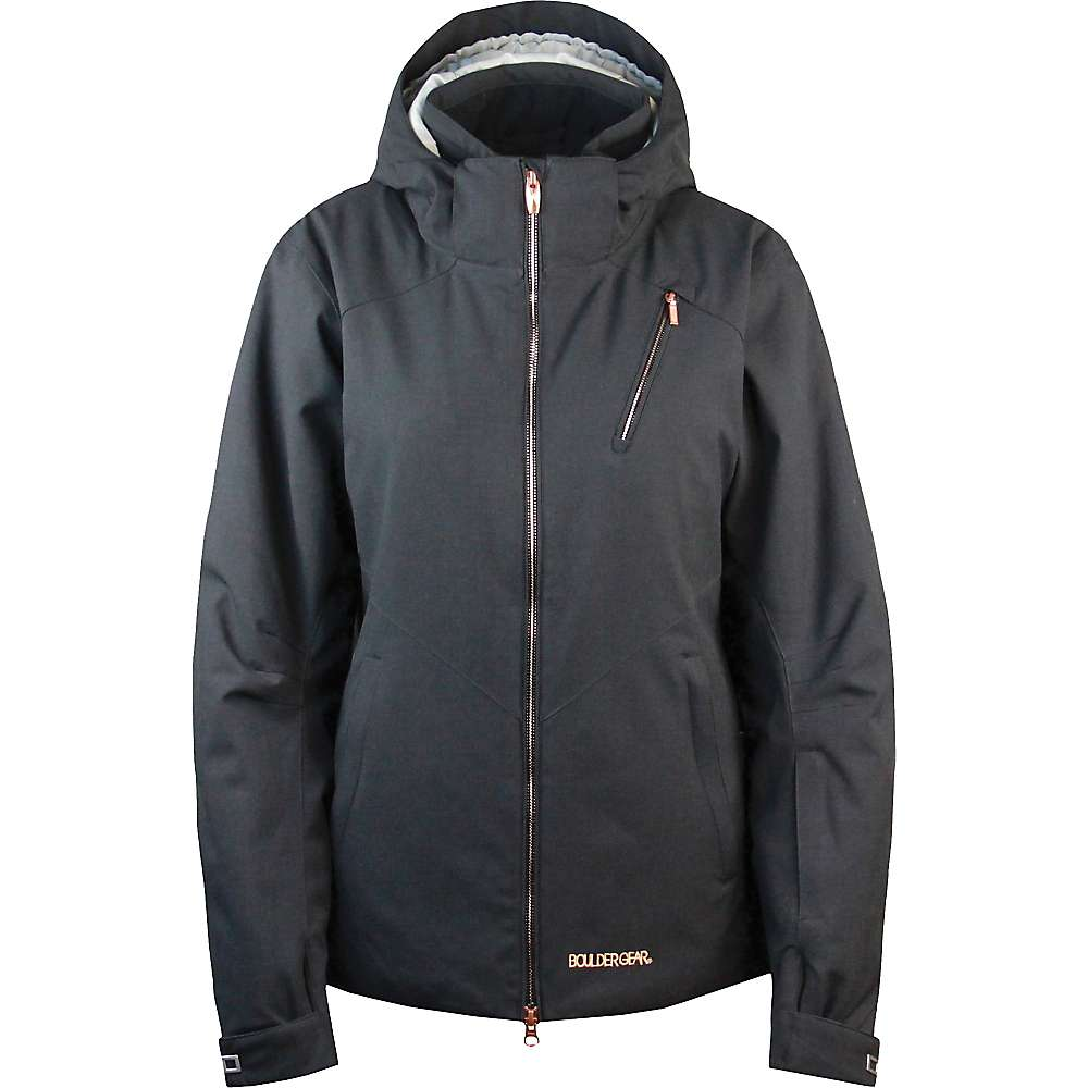 Boulder Gear Women's Hepburn Jacket - Medium - Black
