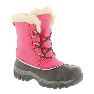 Bearpaw Youth Kelly Boot - Pink