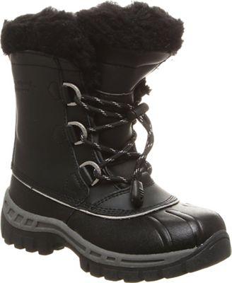 Bearpaw Youth Kelly Boot - Black / Grey