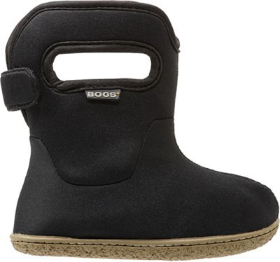 Bogs Infant Classic Solid Boot - Black