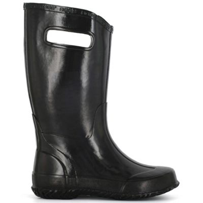 Bogs Youth Solid Rainboot - Black
