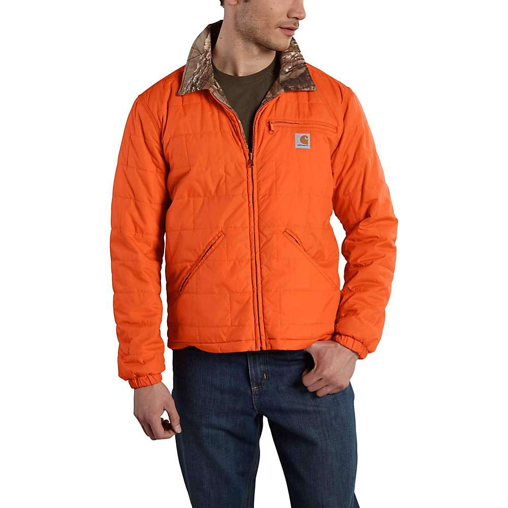Carhartt Men's Woodsville Jacket - 3XL Regular - Blaze Orange thumbnail