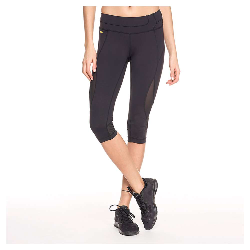 Lole Women's Run Capri - Large - Black