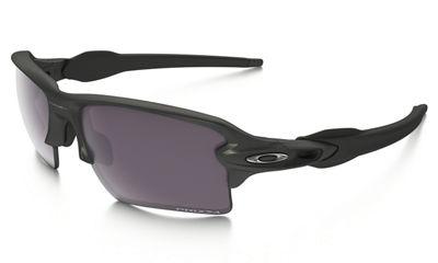 Oakley Flak 2.0 XL Polarized Sunglasses - One Size - Steel / PRIZM Daily Polarized