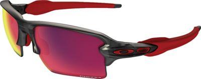 Oakley Flak 2.0 XL Sunglasses - One Size - Matte Grey Smoke / PRIZM Road