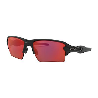 Oakley Flak 2.0 XL Sunglasses - Matte Black/Prizm Trail Torch
