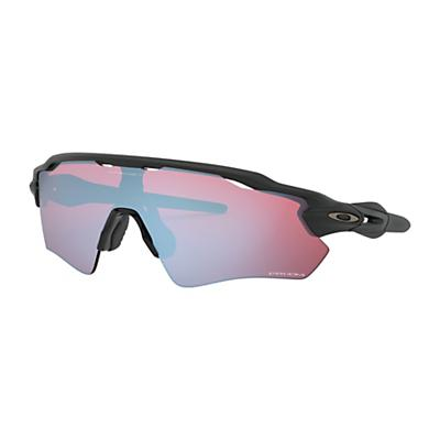 Oakley Radar EVZero Path Sunglasses - Matte Black/Prizm Snow Sapphire