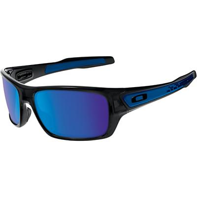 Oakley Turbine Sunglasses - Black Ink / Sapphire Iridium