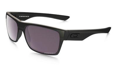 Oakley TwoFace Covert Polarized Sunglasses - One Size - Matte Black / Prizm Daily Polarized