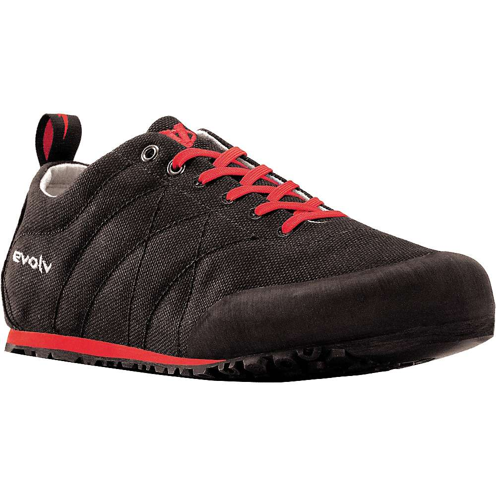 Evolv Men's Cruzer Psyche Shoe - 9 - Black