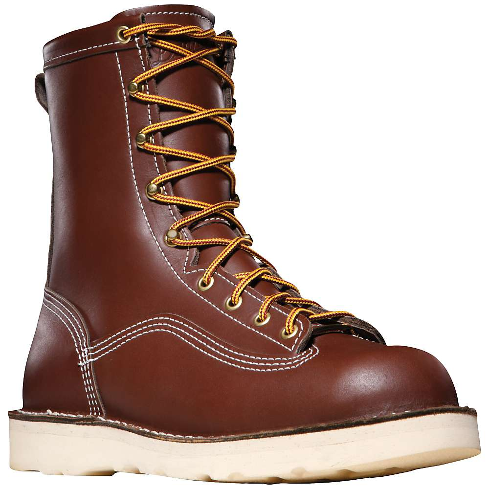 Danner Men's Power Foreman 8IN Boot - 11.5D - Brown