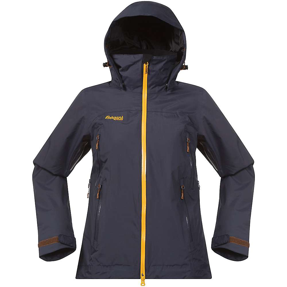 Bergans Women's Nesbyen Insulated Lady Jacket - Medium - Night Blue / Desert Sun / Dark Copper